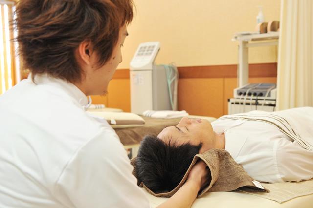 接骨院でも交通事故治療が可能ですのイメージ
