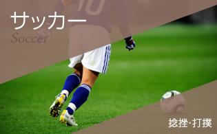 サッカー Soccer 捻挫・打撲